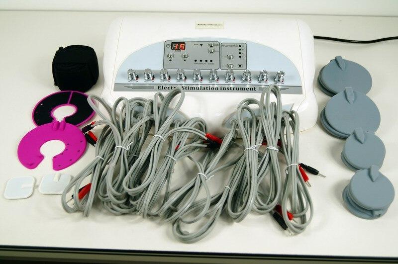Tatuagens Temporárias muscular elétrica massageador perda de Wires : 10 Wires