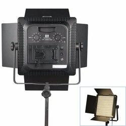 Nanguang CN-600CSA LED Studio Light High CRI Bi-color Led Video Light with V-Lock Ra95+ CRI 95+
