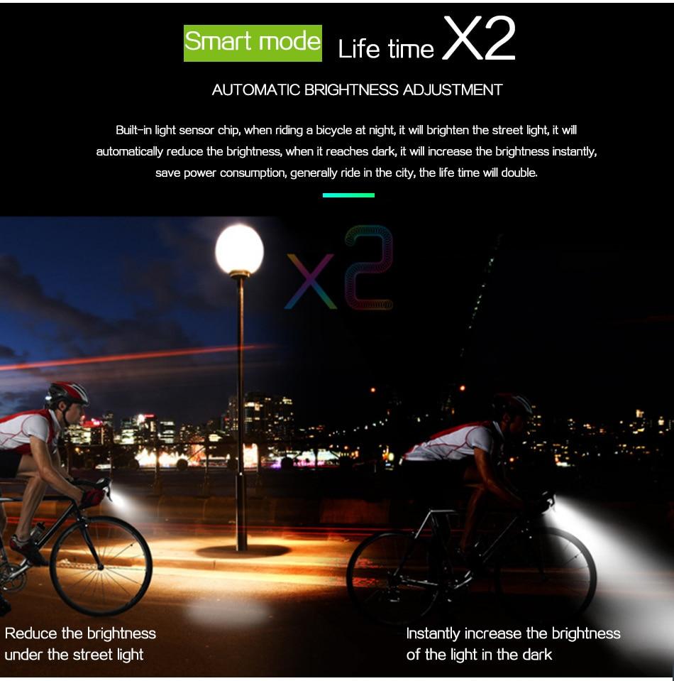 Light Set for Bike
