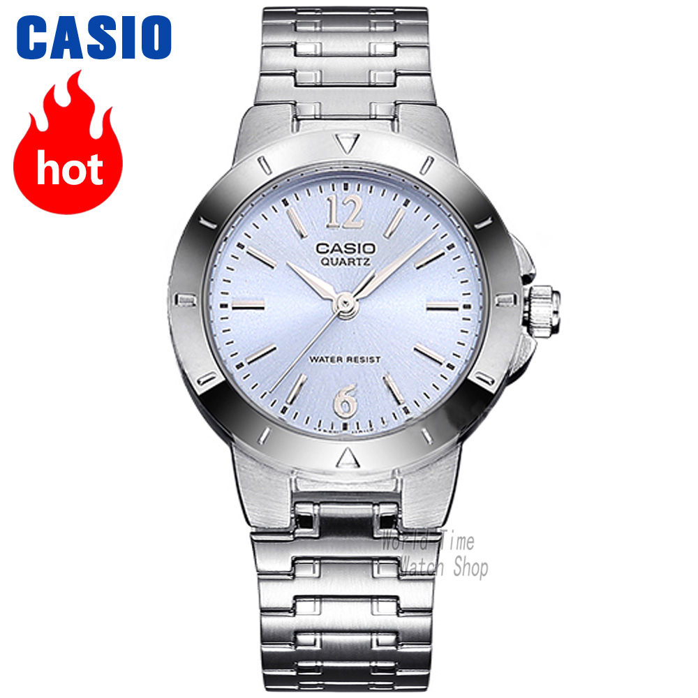 Casio watch Analogue Womens quartz watch simple and stylish small waterproof pointer watch LTP-1177ACasio watch Analogue Womens quartz watch simple and stylish small waterproof pointer watch LTP-1177A