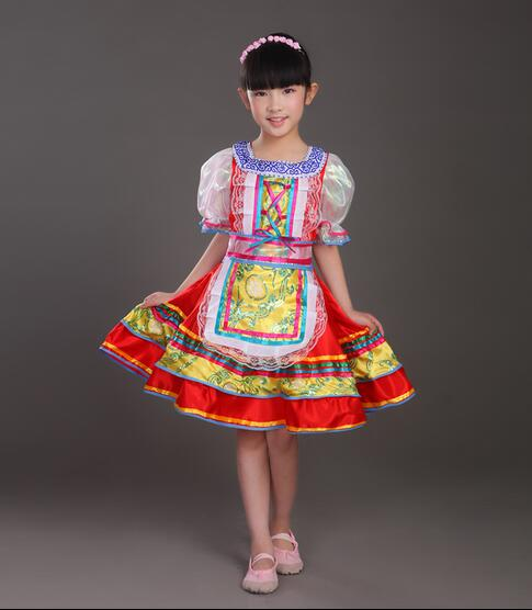 Halloween Cosplay Maid Costumes Little Girls Costume Suit