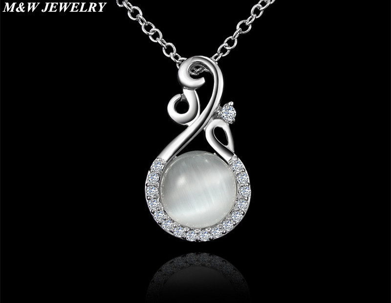 M&W JEWELRY 925 sterling silver Pendant Wholesale Hot Sell for Women Jewelry Fashion Gift Pendant Jewelry