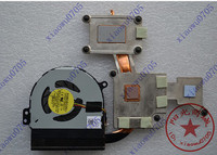 New laptop cpu cooling fan with heatsink for DELL 14R INSPIRON N4010