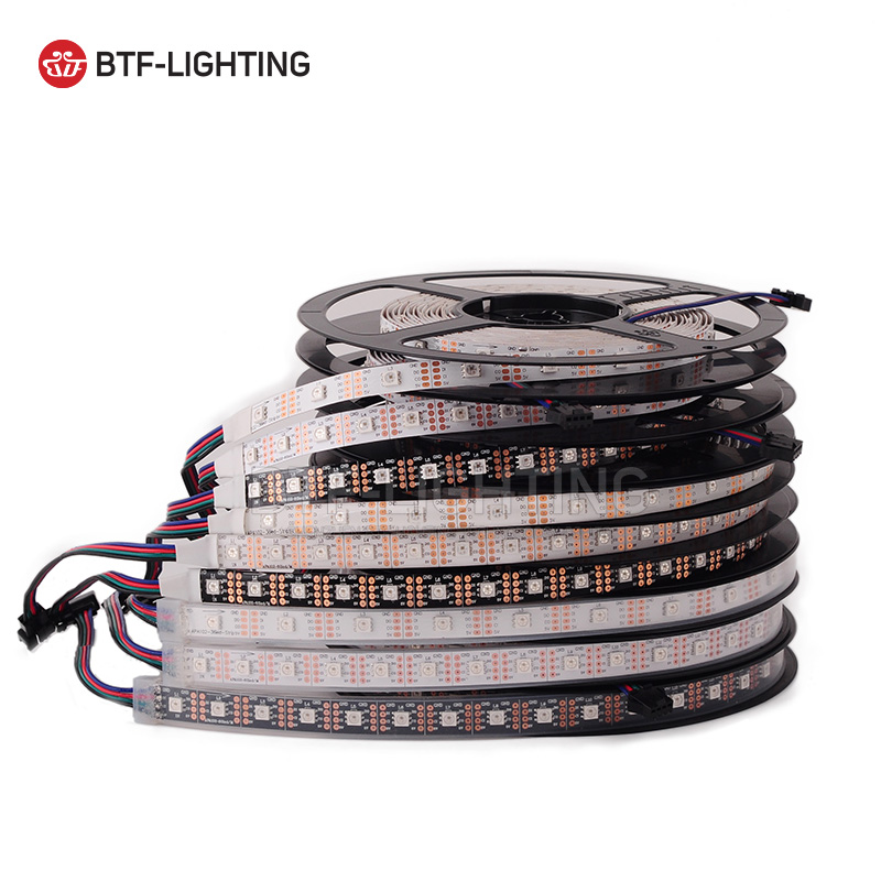 SK9822(Similar APA102) Smart led pixel strip 1m/5m,30/60/144 leds/pixels/m ,IP30/IP65/IP67 DATA and CLOCK seperately DC5V white cospharm white organia good natural aloe vera hair conditioner кондиционер для волос с алоэ вера 500 гр