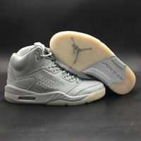 JORDAN 5 Basketball Shoes AJ5 Low Help JORDAN Sneakers Men Basketball Shoes Jordan 5 Size:41 47