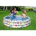 De gran Tamaño 168*40 cm Niños Inflables Piscina Niños Piscina de Agua Bebe Zwembad Kid Juegos
