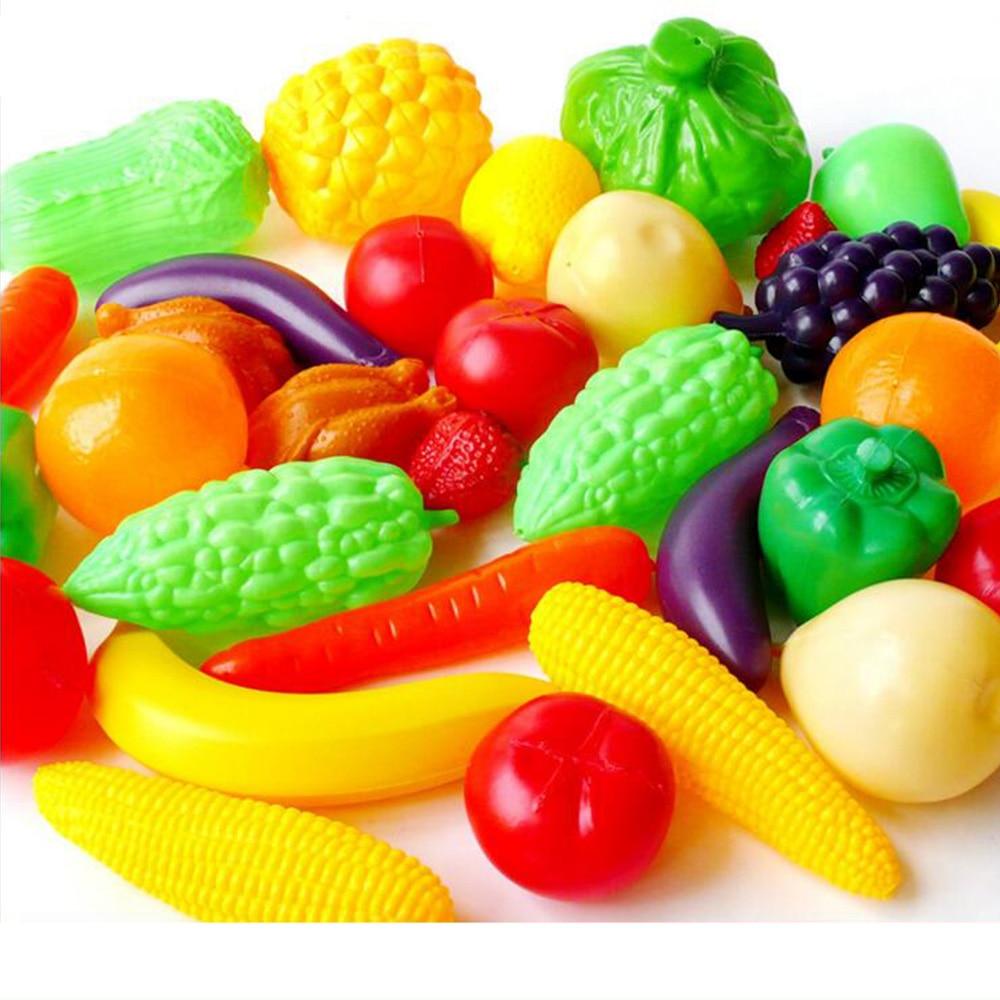 simulacin de frutas y verduras juego de simulacin de los nios juguetes para nias cocina de