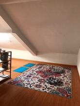 sea world starfish carpet for livingroom bedroom rug coral fleece soft Seaside Hawaii carpet home decoration anti-slip mat tapis