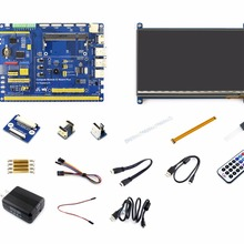 Raspberry Pi Compute Module 3 Accessory Pack Type B (no CM3) With 7inch HDMI LCD, DS18B20, Power Adapter, Pi Zero Camera cable
