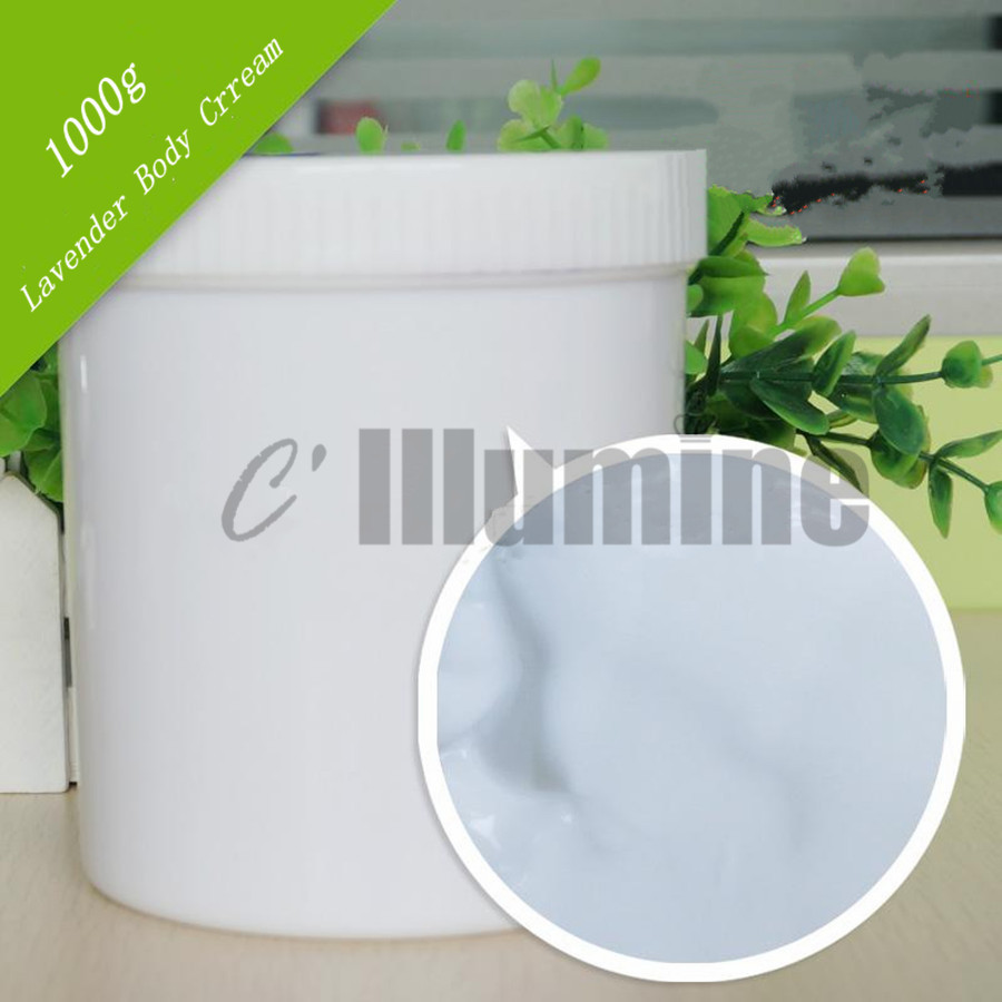 1000g Lavender Body Cream Whitening Moisturizing Replenishment  Beauty Salon Spots Treatment Scented Body Lotion Free Shipping free shipping authentic quality whitening beauty salon dedicated pulling compact cosmetic cream