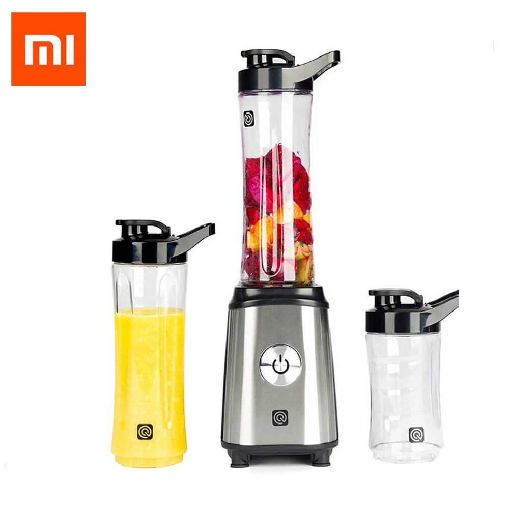 Xiaomi Mijia Ocooker Portátil Máquina de Cozinhar Frutas e Vegetais Ponto Interruptor de 304 Segundos 8 Máquina De Sopa de Aço Inoxidável