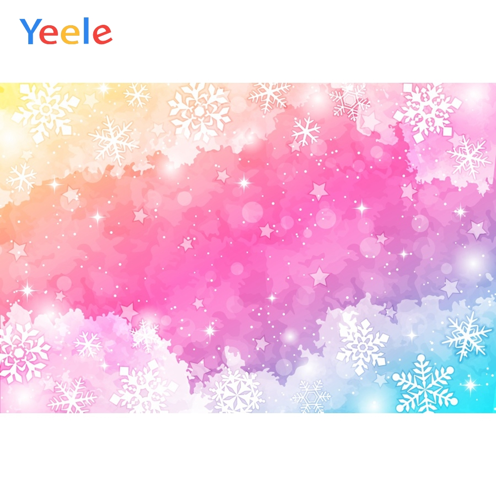 Yeele Wallpaper Photocall Party Colorful Glitter Photography Backdrops Personalized Photographic Backgrounds For Photo Studio
