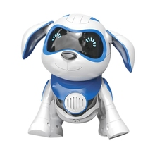 Buy Robot Dog Electronic Pet Toys Wireless Robot Puppy Smart Sensor Will Walk Talking Remote Dog Robot Pet Toy for Kids Boys Girls directly from merchant!