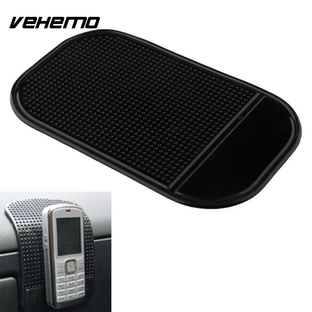 Vehemo car-styling OEM Universal Anti Slip Skidproof Pad Sticky Holder Grip For IPhone GPS MP3