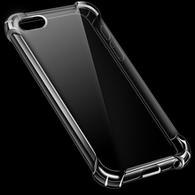 YUETUO luxury shockproof transparent tpu phone cases,coque,c