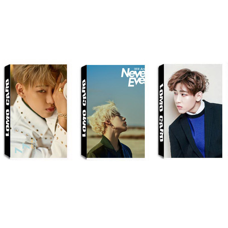 Jewelry Findings & Components Yanzixg Kpop Got7 Album Fly Self Made Paper Lomo Card Photo Card Poster Hd Photocard Fans Gift Collection