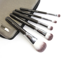 5Pcs Makeup Brushes New Arrival Professional High Quality New Foundation Eyeshadow Travel Set With Cases