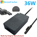 36W 12V 2.58A AC Replacement Charger for Microsoft Surface Pro 3 Pro 4 Surface Book Adapter Power Supply w/ Power Cable Table PC