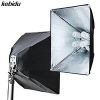 2017 Newest 1pcs Photography Lighting 4 Socket Lamp Holder Photo Studio 4 X E27 Socket Bulb