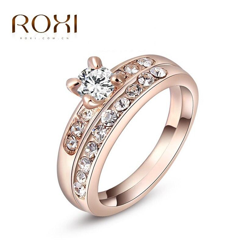 Кольцо обручальное ROXI