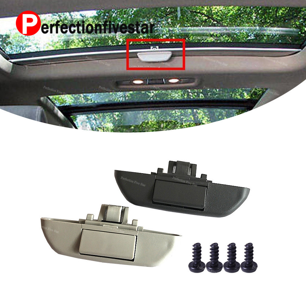 4L0898924B Rear Sunroof Shade Handle Light 4L0898924B For Audi Q7 2007 2008 2009 2010 2011 2012 2013 2014 2015 2016 2017