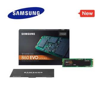 SAMSUNG SSD M2 860 EVO M.2 2280 SATA 1TB 500GB 250GB Internal Solid State Disk Hard Drive HDD M2 Laptop Desktop PC TLC PCLe M.2