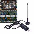 1080HP 1.5 Вт USB2.0 Цифровой DVB-T SDR + DAB + FM HDTV ТВ-Тюнер Приемник Придерживайтесь ОН RTL2832U R820T Digital Eletronic L3FE
