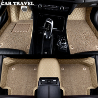 Custom car floor mats for Mazda All Models cx5 CX 7 CX 9 RX 8 Mazda3/5/6/8 March May ATENZA accessorie car styling floor mat