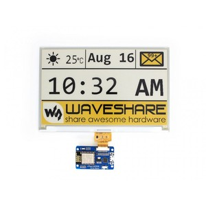 Image 5 - Waveshare Universal e Paper Driver Board ESP8266 WiFi Wireless, supports various Waveshare SPI e Paper raw panels