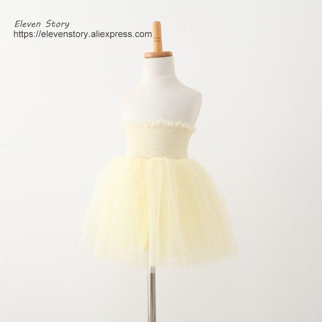 Eleven Story Girls summer ball grown skirts, children tutu clothing, retail kids boutique clothes, 1ES505ST-01