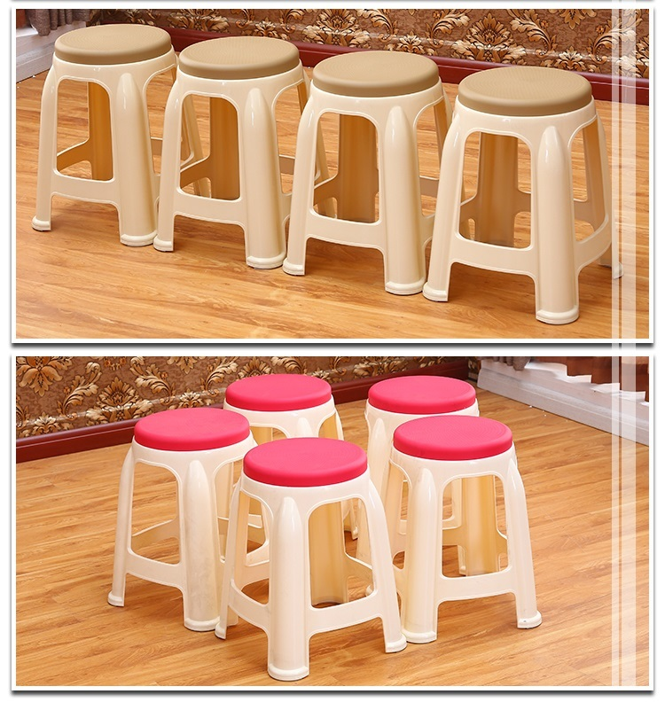 купить Surfing the seaside Plastic stool Sauna red gray green stool retail and wholesale free shipping онлайн