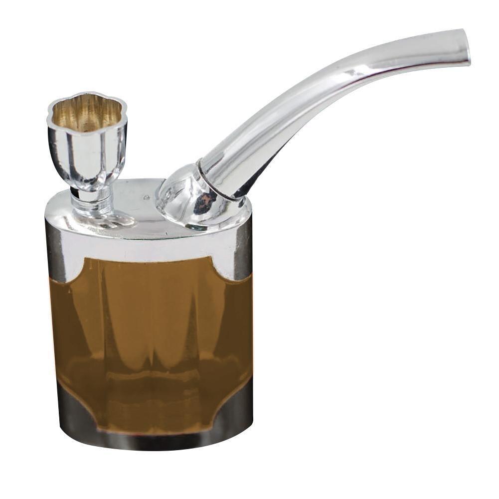 Pocket Size Water Filter Dual Purpose Tobacco Smoking Pipe