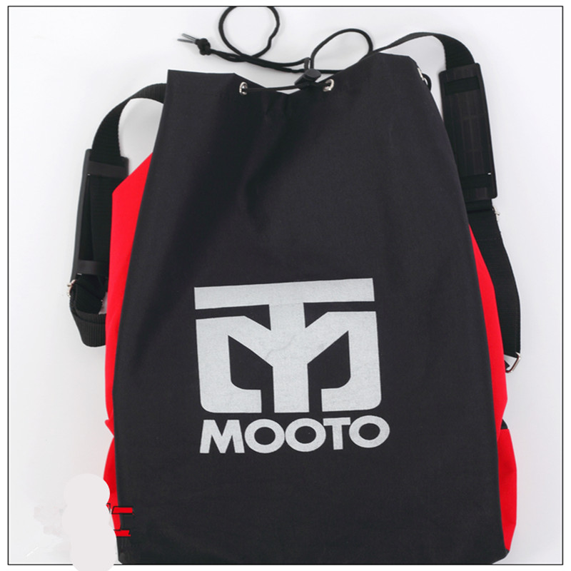 Free Shipping Mooto Taekwondo Protective Gear Bag Eco-friendly Thick Canvas Backpack High-quality Waterproof Sport Bag To Have A Unique National Style