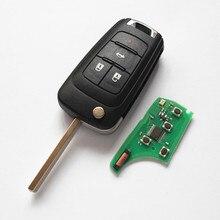 Car Remote Key for OPEL Insignia Astra Zafira Mokka Agila Corsa Signum Tigra Mando Vectra 4 Buttons 315MHz/433Mhz Keyless Fob