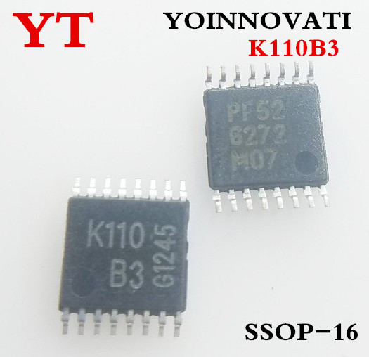 Free Shipping 10pcs K110B3 K110 K110 B3 TSSOP16 Best Quality