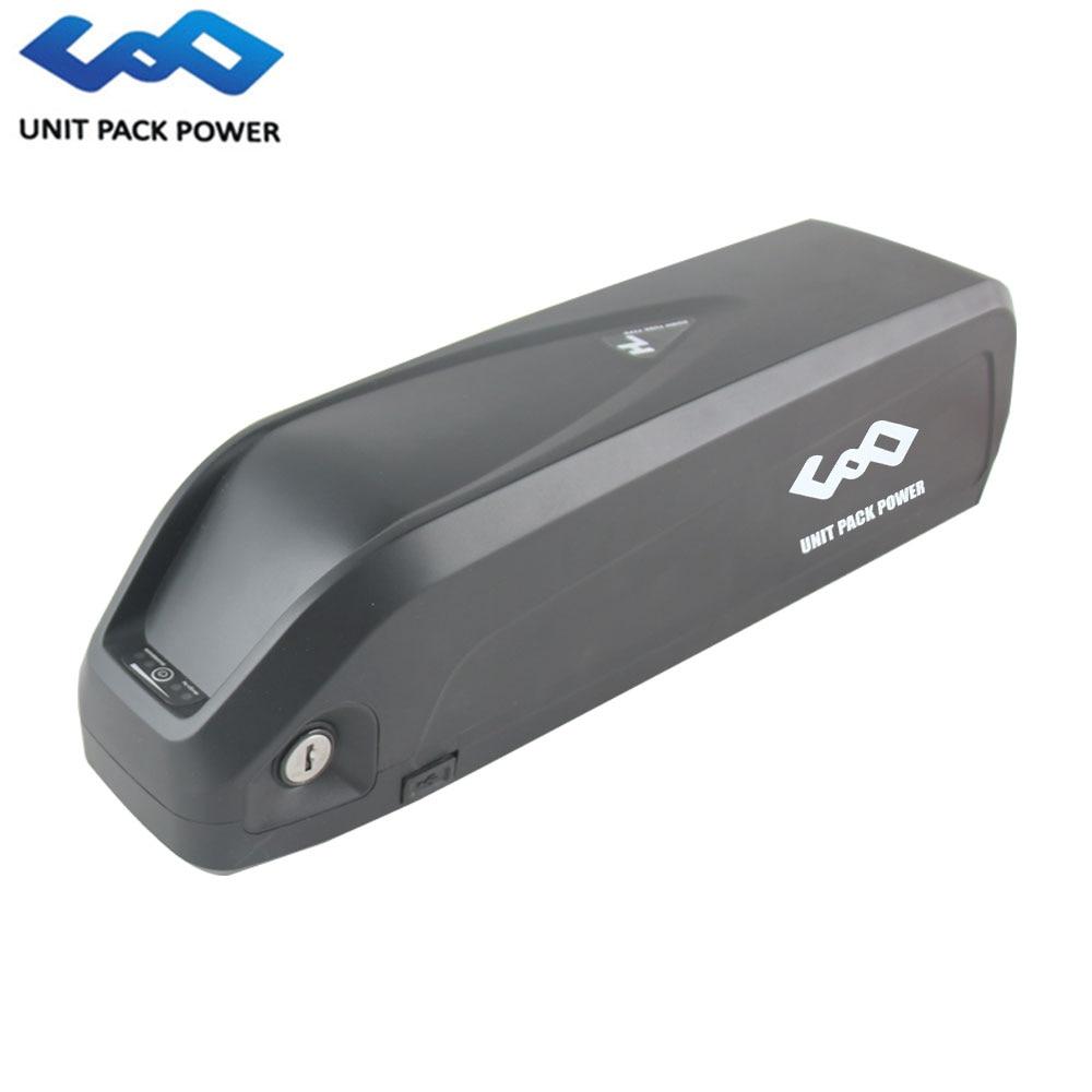 48V 17AH Hailong E Bike Battery 48V 16ah Lithium ion Battery pack for 750W BBS02 1000W
