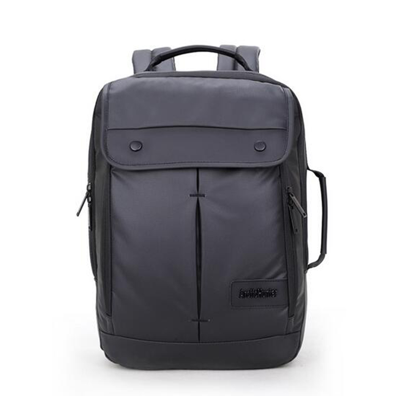 ARCTIC HUNTER Waterproof Business Men Backpack 2017 New 17inch Laptop Computer Fashion Man Daily Rucksack Travel Bag School Bags 2017 men backpack laptop travel bag waterproof nylon school backpacks for teenagers computer bags school rucksack tbd1167