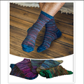 Nova Chegada de Moda Casual Homens Meias de Alta Qualidade Do Vintage Meias de Algodão Masculina Frete Grátis cores enviados aleatoriamente MF01305