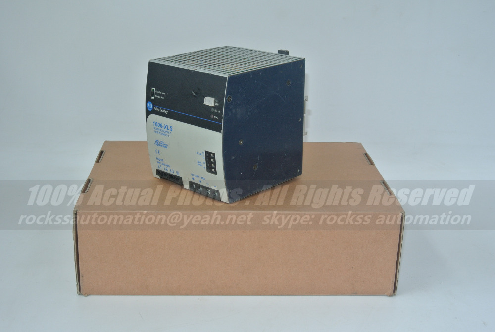 1606-XLS Series Power Supply Module 1606-XLS960E-3 Used 100% Tested With Free DHL / EMS dhl ems used for sch neider vx5a1hd22n4 power driver board tested
