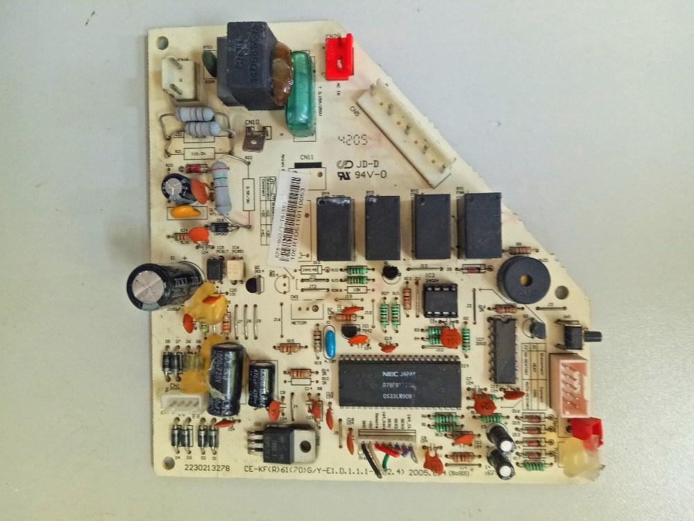 KFR-60G/Y-T6(E5) CE-KFR61/70G/Y-E1.D.1 Working TestedKFR-60G/Y-T6(E5) CE-KFR61/70G/Y-E1.D.1 Working Tested