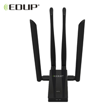 EDUP 5GHz wireless usb wifi adapter High speed 1900mbps 802.11ac wi-fi receiver 4*6dbi antennas USB 3.0 Ethernet adapter for PC