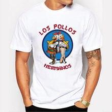 b8e7419363 Promoción de Pollos Hermanos T Camisa - Compra Pollos Hermanos T ...