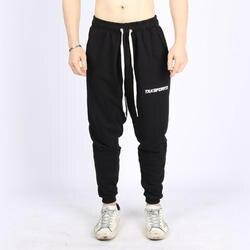 2019 весна и осень Новые спортивные мужские штаны для бега, фитнеса, повседневные модные спортивные штаны для бега, мужские повседневные