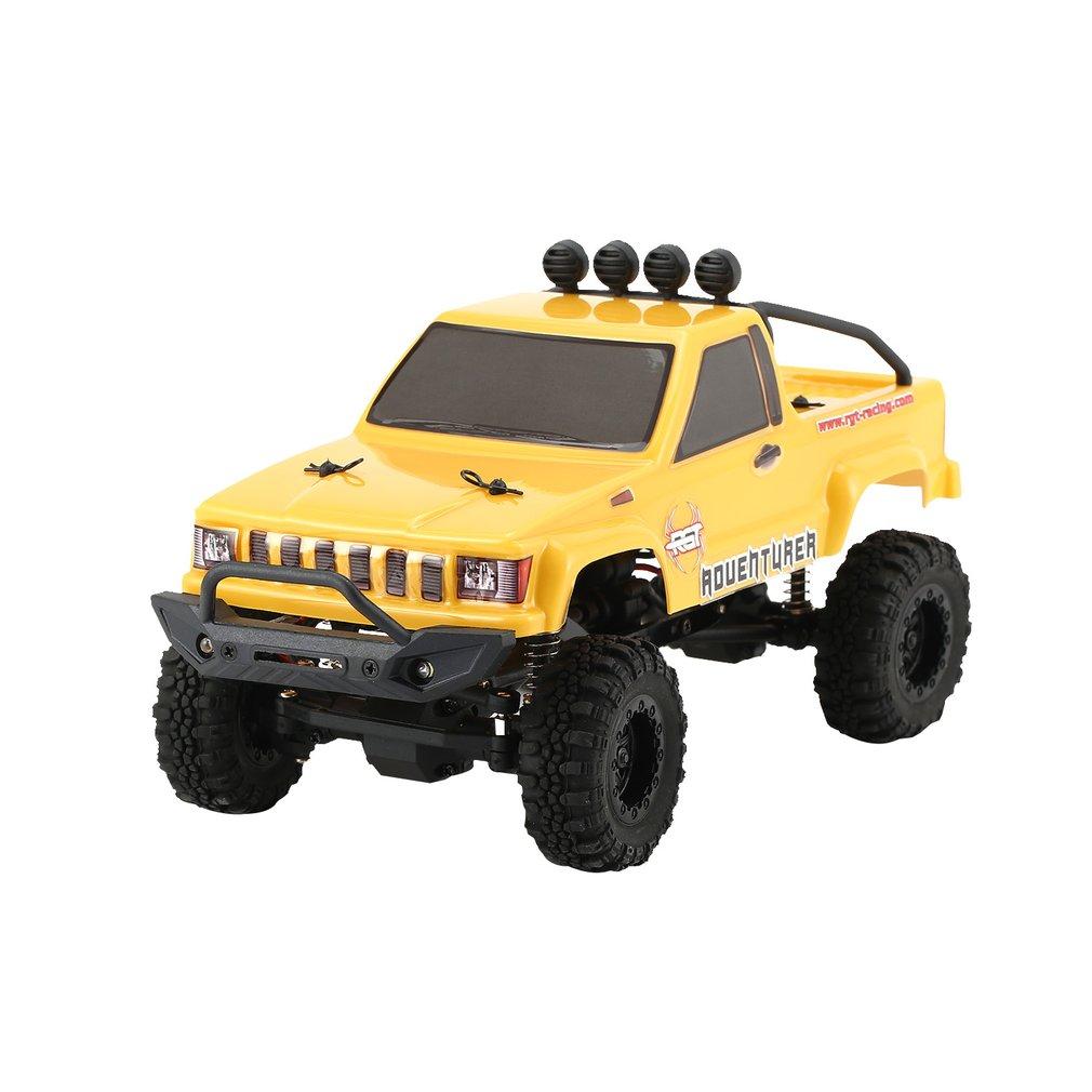 RGT 136240 1/24 2.4 Ghz télécommande chenille Simulation électrique RC course tout-terrain véhicule camion voiture modèle jouets passe-temps pour les enfants
