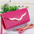 Fashion Solid Women's Clutch Bag Brand Handbags Leather Day Clutches Candy Colors Flap Purses Small Shoulder Messenger Bags