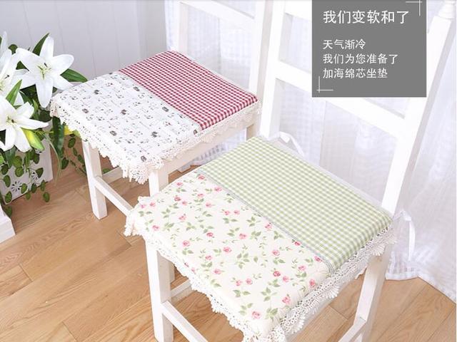 2018 semplice ed elegante sedia da pranzo cuscino sottile camere con