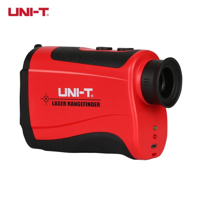UNI-T лазерный дальномер для гольфа LM600 LM800 LM1000 LM1200 LM1500 лазерный дальномер телескоп измеритель расстояния высоте угол