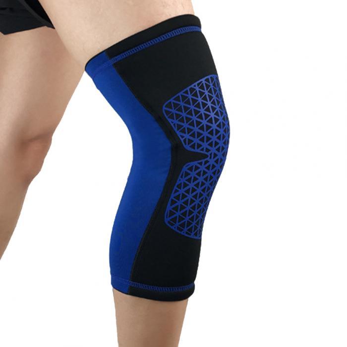 Sicherheit & Schutz 1 Paar M Größe Elastische Sport Knie Pads Unterstützung Klammer Wrap Beschützer Knie Pad Arthritis Verletzungen Gym Ärmel Bein Knie Liefert