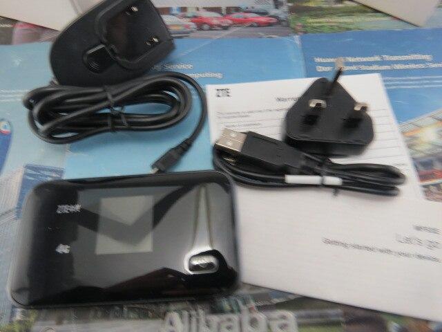 LTE-FDD 1800/2600MHz ZTE MF93E 4G Router