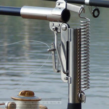 2.1m 2.4m 2.7m 3.0m Automatic Fishing Rod (Without Reel) Sea River Lake Pool Fishing Pole Device + Stainless Steel Hardware